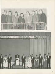 Page 17, 1968 Edition, Memorial High School - Taps Yearbook (Tulsa, OK) online yearbook collection