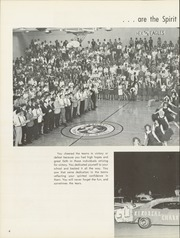 Page 8, 1968 Edition, Memorial High School - Taps Yearbook (Tulsa, OK) online yearbook collection