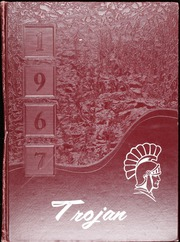 1967 Edition, Jenks High School - Trojan Yearbook (Jenks, OK)