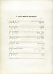Page 14, 1919 Edition, Shawnee High School - Caldron Yearbook (Shawnee, OK) online yearbook collection