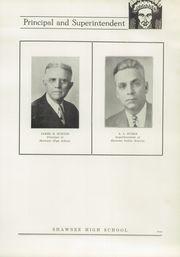 Page 15, 1937 Edition, Shawnee High School - Caldron Yearbook (Shawnee, OK) online yearbook collection