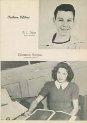 Page 13, 1943 Edition, Shawnee High School - Caldron Yearbook (Shawnee, OK) online yearbook collection