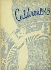 Page 1, 1945 Edition, Shawnee High School - Caldron Yearbook (Shawnee, OK) online yearbook collection