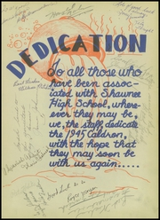 Page 7, 1945 Edition, Shawnee High School - Caldron Yearbook (Shawnee, OK) online yearbook collection