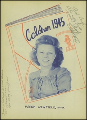 Page 8, 1945 Edition, Shawnee High School - Caldron Yearbook (Shawnee, OK) online yearbook collection