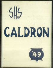 1949 Edition, Shawnee High School - Caldron Yearbook (Shawnee, OK)