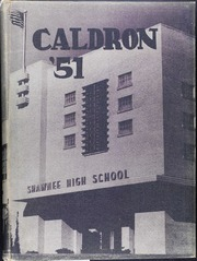 1951 Edition, Shawnee High School - Caldron Yearbook (Shawnee, OK)