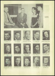 Page 11, 1952 Edition, Shawnee High School - Caldron Yearbook (Shawnee, OK) online yearbook collection