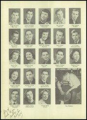 Page 16, 1952 Edition, Shawnee High School - Caldron Yearbook (Shawnee, OK) online yearbook collection