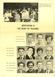 Page 10, 1968 Edition, Mustang High School - Remuda Yearbook (Mustang, OK) online yearbook collection