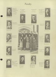 Page 11, 1938 Edition, Owasso High School - Trails End Yearbook (Owasso, OK) online yearbook collection