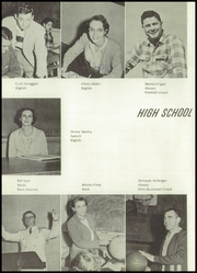 Page 12, 1958 Edition, Owasso High School - Trails End Yearbook (Owasso, OK) online yearbook collection