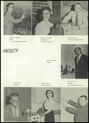 Page 13, 1958 Edition, Owasso High School - Trails End Yearbook (Owasso, OK) online yearbook collection