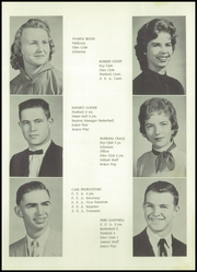 Page 17, 1958 Edition, Owasso High School - Trails End Yearbook (Owasso, OK) online yearbook collection