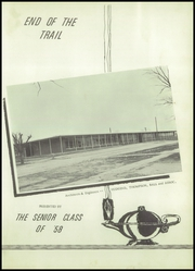 Page 7, 1958 Edition, Owasso High School - Trails End Yearbook (Owasso, OK) online yearbook collection