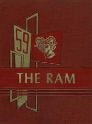 Owasso High School - Trails End Yearbook (Owasso, OK) online yearbook collection, 1959 Edition, Page 1
