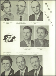 Page 10, 1959 Edition, Owasso High School - Trails End Yearbook (Owasso, OK) online yearbook collection