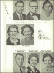 Page 11, 1959 Edition, Owasso High School - Trails End Yearbook (Owasso, OK) online yearbook collection