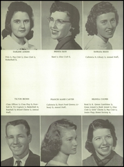 Page 14, 1959 Edition, Owasso High School - Trails End Yearbook (Owasso, OK) online yearbook collection
