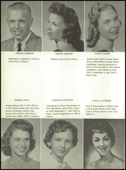 Page 16, 1959 Edition, Owasso High School - Trails End Yearbook (Owasso, OK) online yearbook collection