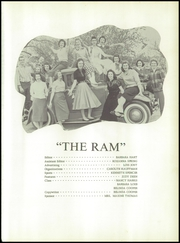 Page 5, 1959 Edition, Owasso High School - Trails End Yearbook (Owasso, OK) online yearbook collection