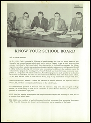 Page 8, 1959 Edition, Owasso High School - Trails End Yearbook (Owasso, OK) online yearbook collection