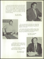 Page 9, 1959 Edition, Owasso High School - Trails End Yearbook (Owasso, OK) online yearbook collection