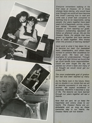Page 13, 1985 Edition, Owasso High School - Trails End Yearbook (Owasso, OK) online yearbook collection