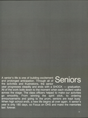 Page 19, 1985 Edition, Owasso High School - Trails End Yearbook (Owasso, OK) online yearbook collection
