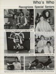 Owasso High School - Trails End Yearbook (Owasso, OK) online yearbook collection, 1985 Edition, Page 24