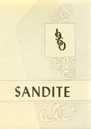 Page 1, 1960 Edition, Charles Page High School - Sandite Yearbook (Sand Springs, OK) online yearbook collection