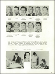 Page 11, 1960 Edition, Charles Page High School - Sandite Yearbook (Sand Springs, OK) online yearbook collection