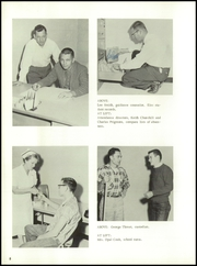 Page 12, 1960 Edition, Charles Page High School - Sandite Yearbook (Sand Springs, OK) online yearbook collection