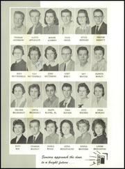 Page 14, 1960 Edition, Charles Page High School - Sandite Yearbook (Sand Springs, OK) online yearbook collection