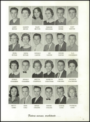 Page 15, 1960 Edition, Charles Page High School - Sandite Yearbook (Sand Springs, OK) online yearbook collection