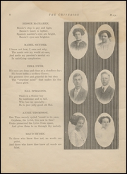Page 12, 1911 Edition, Ardmore High School - Spectrum Yearbook (Ardmore, OK) online yearbook collection