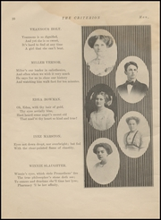 Page 14, 1911 Edition, Ardmore High School - Spectrum Yearbook (Ardmore, OK) online yearbook collection