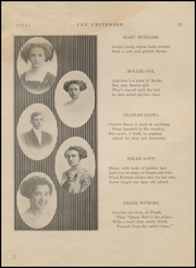 Page 15, 1911 Edition, Ardmore High School - Spectrum Yearbook (Ardmore, OK) online yearbook collection