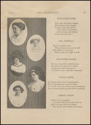 Page 17, 1911 Edition, Ardmore High School - Spectrum Yearbook (Ardmore, OK) online yearbook collection