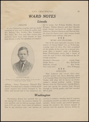 Page 27, 1911 Edition, Ardmore High School - Spectrum Yearbook (Ardmore, OK) online yearbook collection