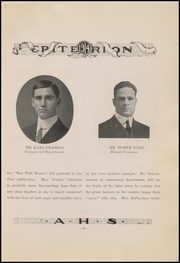 Page 13, 1914 Edition, Ardmore High School - Spectrum Yearbook (Ardmore, OK) online yearbook collection