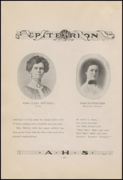 Page 14, 1914 Edition, Ardmore High School - Spectrum Yearbook (Ardmore, OK) online yearbook collection