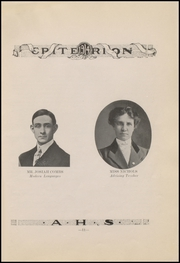Page 15, 1914 Edition, Ardmore High School - Spectrum Yearbook (Ardmore, OK) online yearbook collection