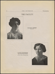 Page 10, 1915 Edition, Ardmore High School - Spectrum Yearbook (Ardmore, OK) online yearbook collection