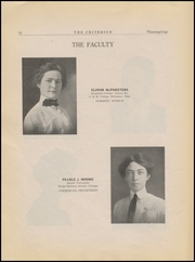 Page 12, 1915 Edition, Ardmore High School - Spectrum Yearbook (Ardmore, OK) online yearbook collection