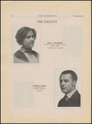 Page 14, 1915 Edition, Ardmore High School - Spectrum Yearbook (Ardmore, OK) online yearbook collection