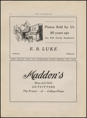 Page 4, 1915 Edition, Ardmore High School - Spectrum Yearbook (Ardmore, OK) online yearbook collection