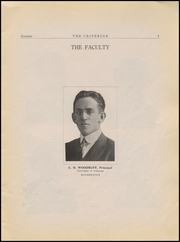 Page 9, 1915 Edition, Ardmore High School - Spectrum Yearbook (Ardmore, OK) online yearbook collection