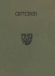 Ardmore High School - Spectrum Yearbook (Ardmore, OK) online yearbook collection, 1919 Edition, Page 1