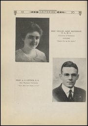 Page 14, 1920 Edition, Ardmore High School - Spectrum Yearbook (Ardmore, OK) online yearbook collection